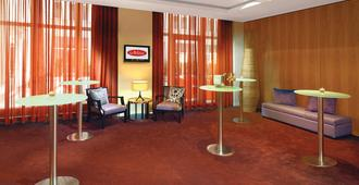 Adina Apartment Hotel Berlin Checkpoint Charlie - Berlin - Lounge