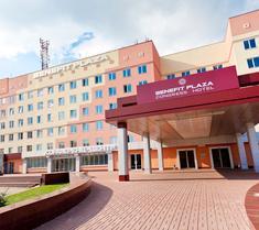 Benefit Plaza Congress Hotel