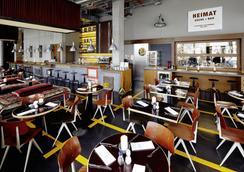 25hours Hotel Hamburg HafenCity - Hamburg - Restoran