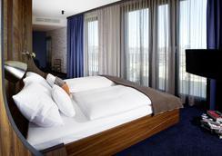 25hours Hotel Hamburg HafenCity - Hamburg - Kamar Tidur