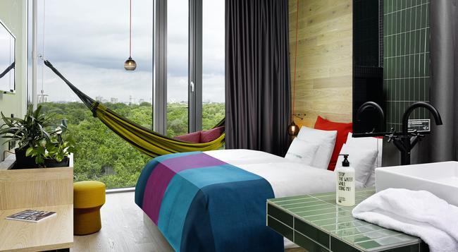 25hours Hotel Bikini Berlin - Berlin - Bedroom