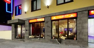 25hours Hotel The Trip - Frankfurt - Bangunan