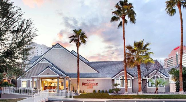 Residence Inn by Marriott Las Vegas Convention Center - Las Vegas - Building