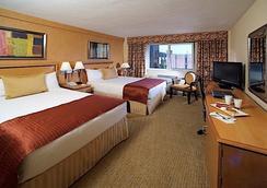 Skyline Hotel - New York - Kamar Tidur