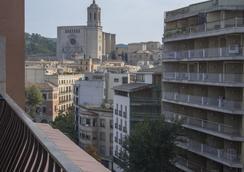 Hotel Ultonia - Girona - Pemandangan luar
