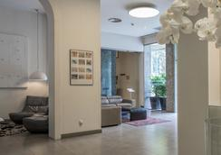 Hotel Ultonia - Girona - Lobi