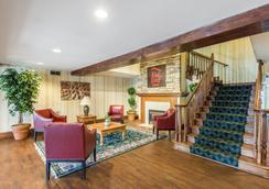 Red Roof Inn & Suites Knoxville East - Knoxville - Lobi