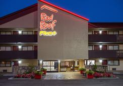 Red Roof Inn Nashville Fairgrounds - Nashville - Bangunan