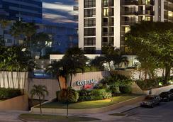 Courtyard by Marriott Miami Coconut Grove - Miami - Bangunan