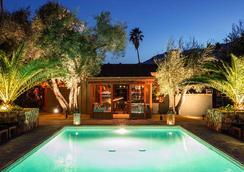 Sparrows Lodge - Palm Springs - Kolam