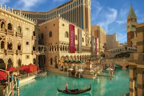 The Venetian Las Vegas - Las Vegas - Pemandangan luar