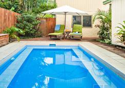 The Cooks Oasis Holiday Villas - Rarotonga - Kolam