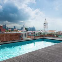 Central Hotel Panama Rooftop Pool
