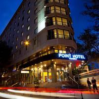 Point Hotel Taksim Hotel Front