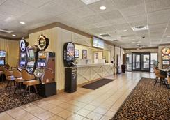 Days Inn Las Vegas At Wild Wild West Gambling Hall - Las Vegas - Lobi