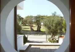 Hotel Magnolia - Vieste - Pemandangan luar
