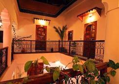 Riad Dar Saba - Marrakesh - Lobi