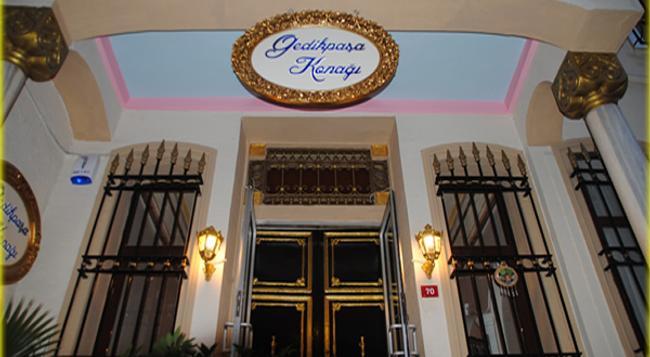 Hotel Gedik Pasa Konagi - Istanbul - Building