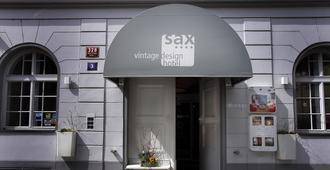 Vintage Design Hotel Sax - Praha - Bangunan