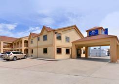 Americas Best Value Inn & Suites-Houston/NW Brookhollow - Houston - Bangunan