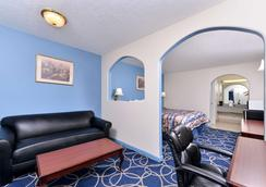 Americas Best Value Inn & Suites-Houston/NW Brookhollow - Houston - Kamar Tidur