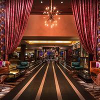 Hard Rock Hotel Palm Springs Lobby Sitting Area