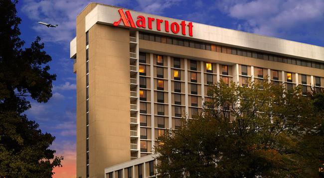 Atlanta Airport Marriott - Atlanta - Building