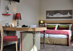 Hotel Gendarm Nouveau - Berlin - Kamar Tidur