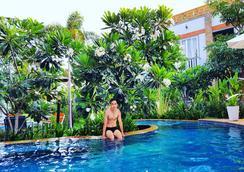 Hak's House Residence - Siem Reap - Kolam