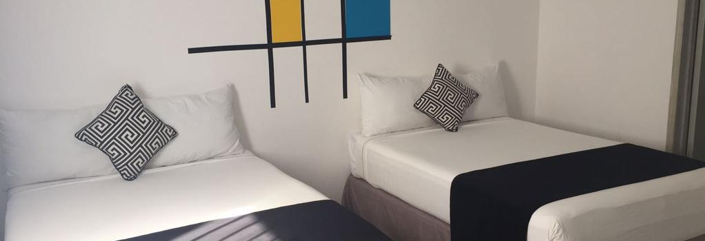 The St. Martin Boutique Hotel - Playa del Carmen - Bedroom