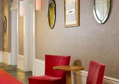 Mamaison Hotel Riverside Prague - Praha - Lobi