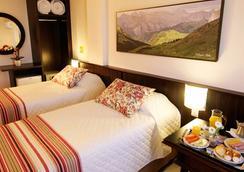 Bogari Hotel - Foz do Iguaçu - Kamar Tidur