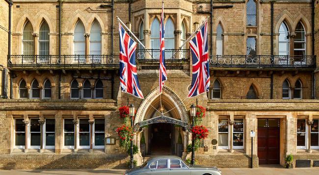 Macdonald Randolph Hotel - Oxford - Building