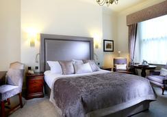 Macdonald Randolph Hotel - Oxford - Kamar Tidur
