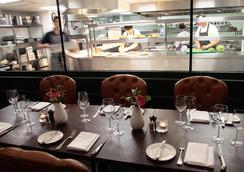 Macdonald Randolph Hotel - Oxford - Restoran