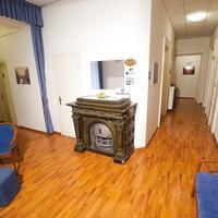 Nuovo Albergo Centro Hallway