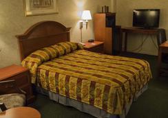 Travel Inn Hotel - New York - Kamar Tidur