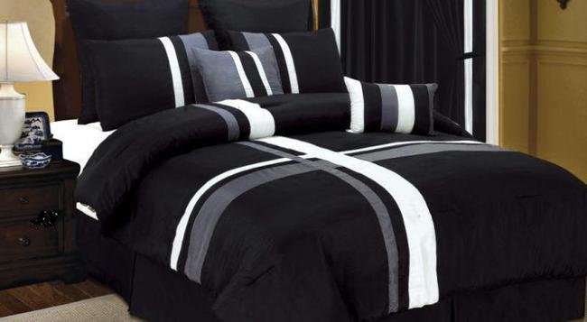 Greystone Inn - Great Falls - Bedroom