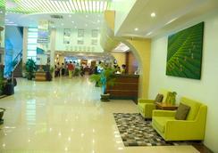 Best Western Green Hill Hotel - Yangon - Lobi
