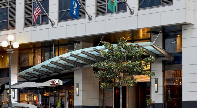 Hotel 1000 - Seattle - Building