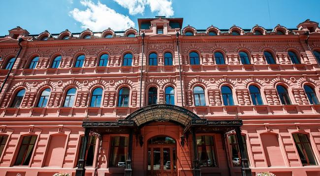 Gostinitsa Astrakhanskaya - Astrakhan - Building
