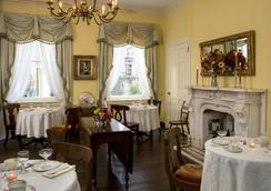 Rachael's Dowry Bed and Breakfast - Baltimore - Restoran