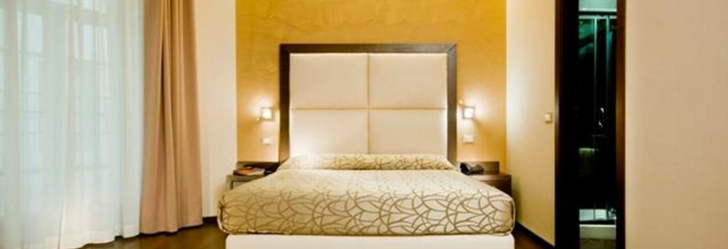 Infinity Hotel St Peter - Rome - Bedroom