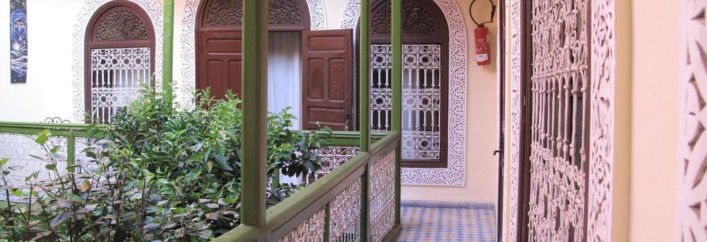 Riad Dar Tamlil - Marrakesh - Building