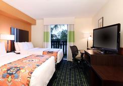 Fairfield Inn and Suites by Marriott San Diego Old Town - San Diego - Kamar Tidur