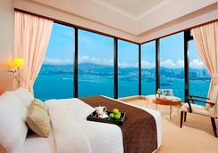 Island Pacific Hotel - Hong Kong - Kamar Tidur