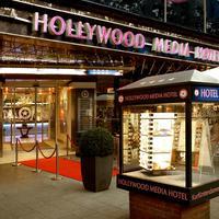 Hollywood Media Hotel Hotel Entrance