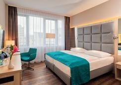 Hollywood Media Hotel - Berlin - Kamar Tidur
