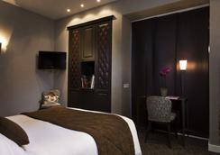 Hotel du Prince Eugene - Paris - Kamar Tidur