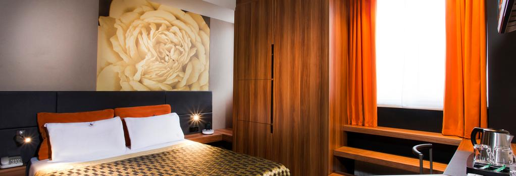Hotel Elixir Paris - Paris - Bedroom